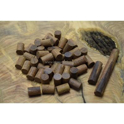 Sipo Ağacı Tesbihlik Yuvarlanmış Hazır Paket