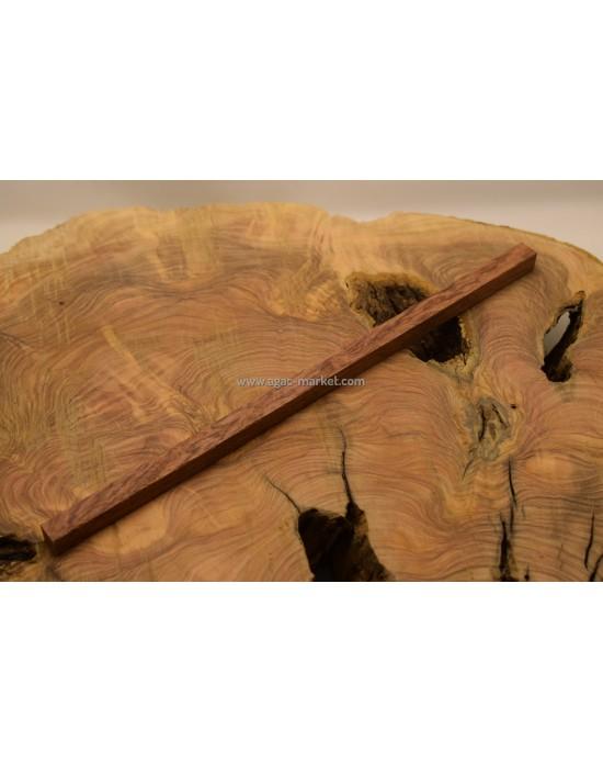Gül Ağacı Kök Tesbihlik Çıta 30x30x260mm