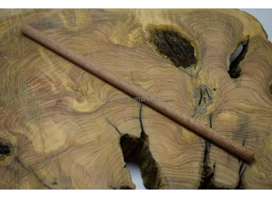 Sipo Ağacı Tesbihlik Çıta Yuvarlanmış 10mm
