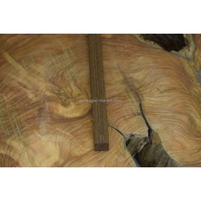 Dişbudak Ağacı Thermowood Tesbihlik Çıta